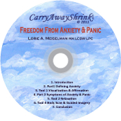 MP3 download - Freedom from Anxiety